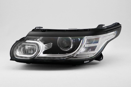 Headlight left bi-xenon LED DRL Range Rover Sport 14-