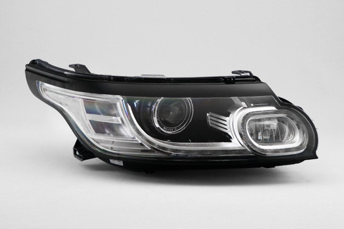 Headlight right bi-xenon LED DRL Range Rover Sport 14-