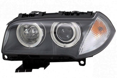 Headlight left xenon AFS BMW X3 E83 04-06