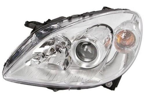 Headlight left Mercedes-Benz B Class W245 05-08