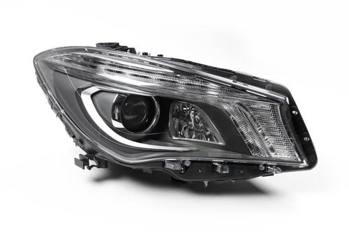 Headlight right Bi-xenon LED DRL AFS Mercedes-Benz CLA C117 13-16