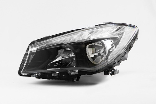 Headlight left Mercedes-Benz CLA C117 13-16