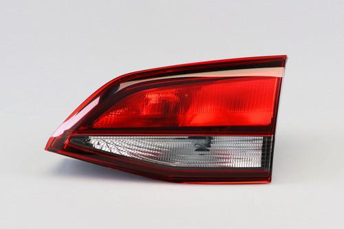 Rear light right inner Vauxhall Astra K Estate 16-