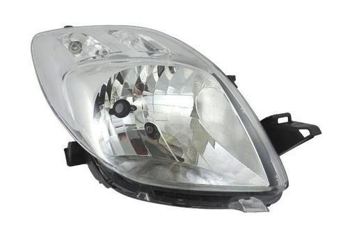 Headlight right Toyota Yaris 06-08 Valeo
