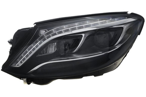 Headlight left full LED AFS Mercedes S Class W222 14-18