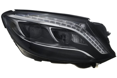 Headlight right full LED AFS Mercedes S Class W222 14-18