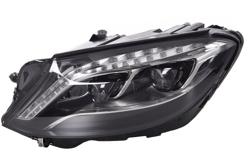 Headlight left full LED AFS night vision Mercedes S Class W222 14-18