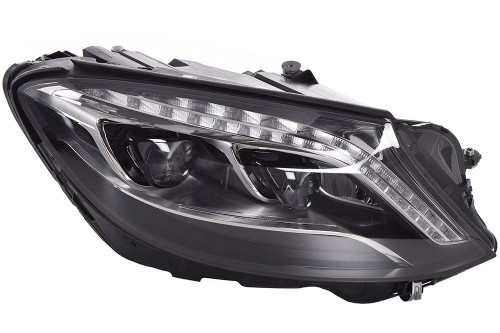 Headlight right full LED AFS night vision Mercedes S Class W222 14-18