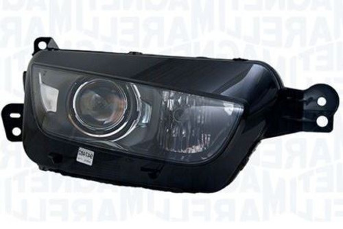 Headlight right Xenon AFS Citroen C4 Grand Picasso 13-
