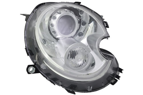 Headlight right Bi-xenon AFS Mini Cooper One S D 06-14
