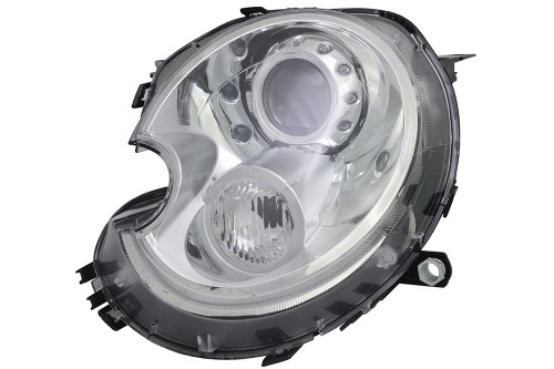 Headlight left Bi-xenon AFS Mini Cooper One S D 06-14