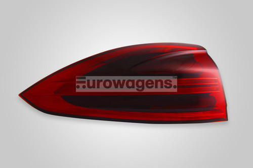 Rear light left outer red LED Porsche Cayenne 11-17
