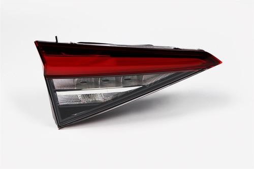 Rear light left inner full LED Skoda Kodiaq 17-