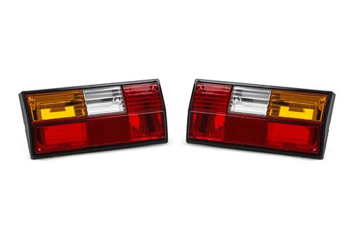 Rear lights set crystal clear VW Transporter T3 T25 79-92