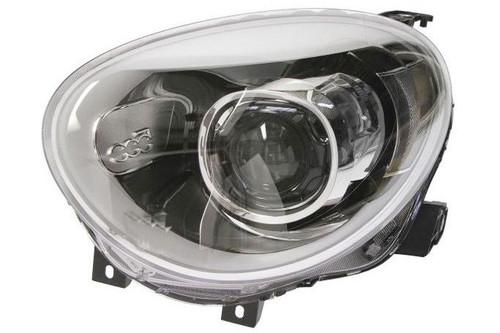 Headlight left Bi-xenon Fiat 500X 14-