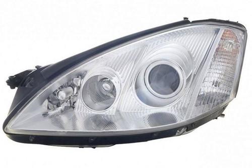 Headlight left Mercedes-Benz S Class W221 09-13