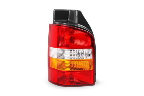 Rear light left orange VW Transporter T5 Caravelle 1 door