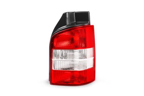 Rear light right clear VW Transporter T5 Caravelle 1 door
