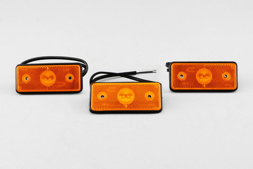 Sidemarker light set LED x3 VW LT 95-05