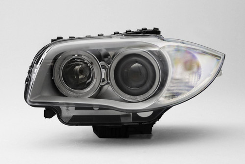 Headlight left Bi-xenon LED DRL BMW 1 Series E87 07-12 6GL
