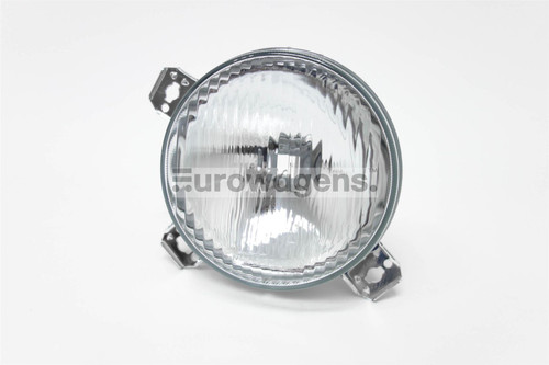 Front spot light right with clips VW Golf MK2