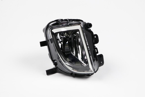 Front fog light right VW Golf MK6 GTI/GTD 09-13