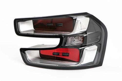 Rear light right LED Citroen C4 Gran Picasso 13-16