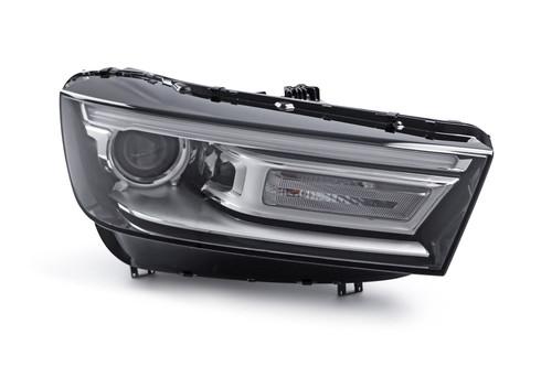 Headlight right Bi-xenon LED DRL AFS Audi Q5 17-