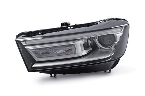 Headlight left Bi-xenon LED DRL AFS Audi Q5 17-