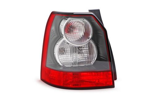 Rear light left clear Land Rover Freelander 06-11