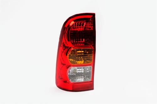 Rear light with bulbs left Toyota Hilux 05-11