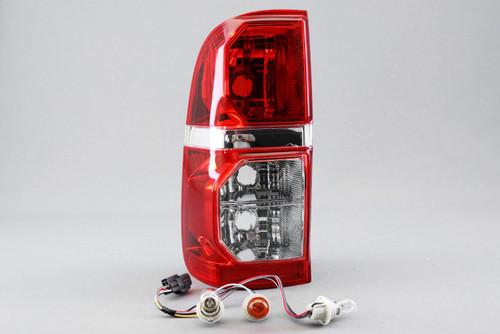 Rear light left with bulbs Toyota Hilux 11-15