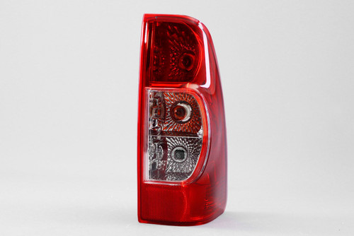 Rear light right crystal clear red Isuzu Rodeo Dmax 07-12