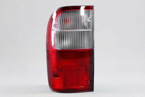 Rear light with bulbs left Toyota Hilux 97-05