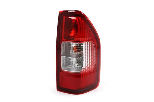 Rear light with bulbs left Isuzu Rodeo Dmax 02-12