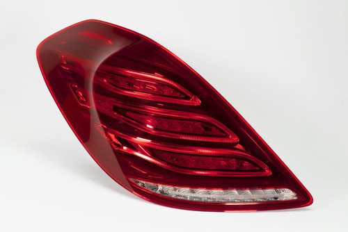 Rear light left full LED Mercedes-Benz S Class W222 14-18