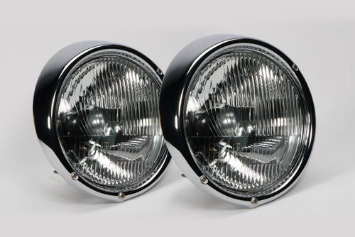 Headlight set VW Beetle 67-73