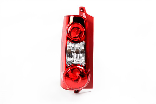 Rear light left Citroen Berlingo 08-12 2 door