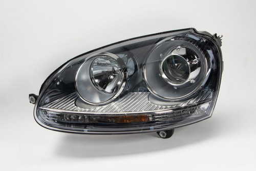 Headlight left xenon VW Golf MK5 03-09