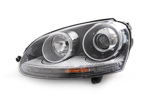 Headlight left xenon VW Jetta MK3 05-10