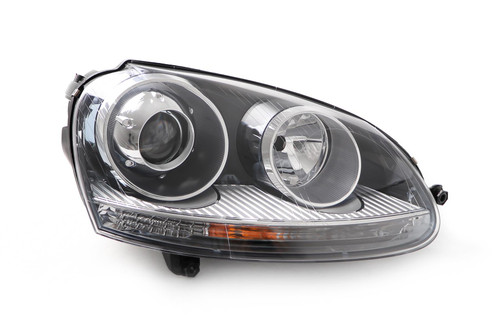 Headlight right xenon VW Jetta MK3 05-10