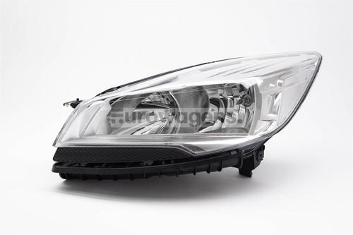 Headlight left Ford Kuga 13-16