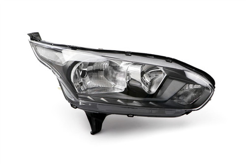 Headlight right black Ford Transit Connect 14-