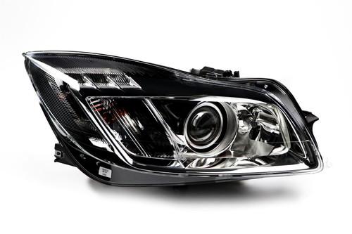 Headlight right Bi-xenon LED DRL AFS Vauxhall Insignia 08-12
