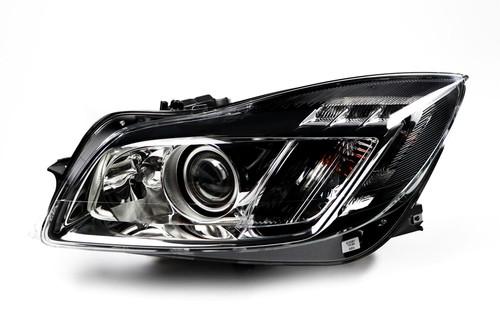 Headlight left Bi-xenon LED DRL AFS Vauxhall Insignia 08-12