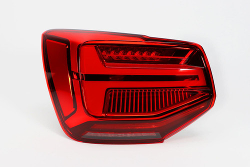 Rear light left LED with dynamic indicator Audi Q2 16-