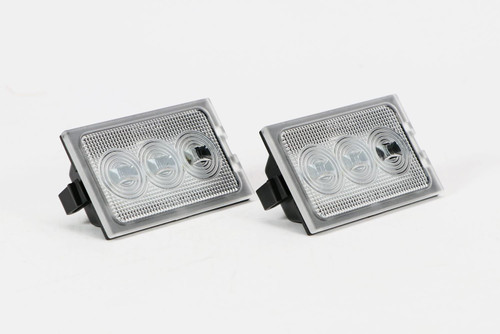 Number plate light set LED Range Rover Sport 05-13
