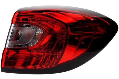 Rear light right Renault Captur 13-16