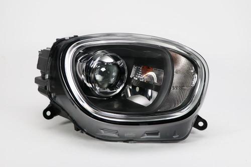 Headlight right LED Mini Countryman 17-