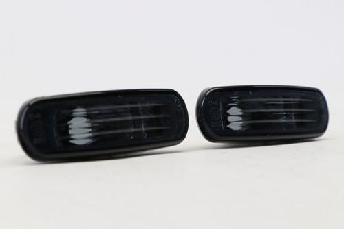 Side indicators set black Citroen Nemo 08-14